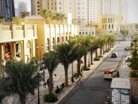 Пешеходный маршрут N4 - Mall of the Emirates, Marina Mall, The Walk