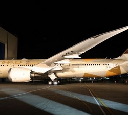 Etihad Airways расширяет свой авиапарк