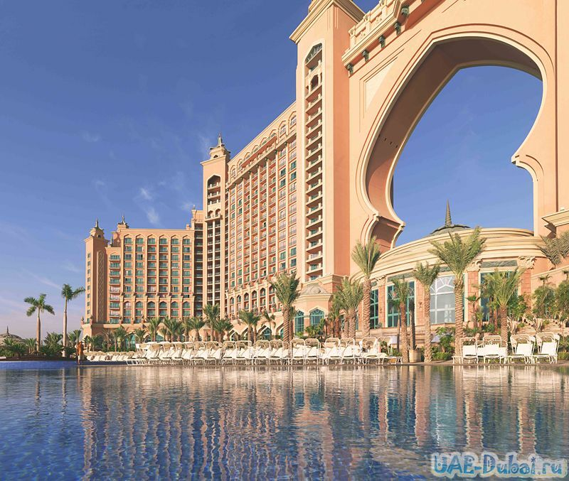 Atlantis The Palm Hotel Dubai 5 * - Атлантис Зе Палм
