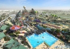Аквапарк Yas Waterworld.